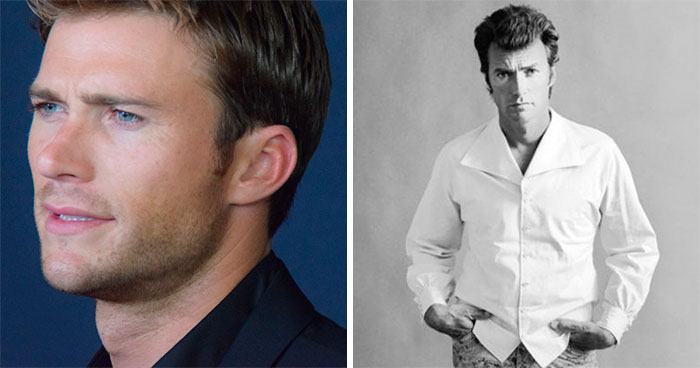 Scott Eastwood y Clint Eastwood