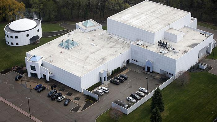 Can We All Just Take A Moment And Acknowledge That Prince Produced Some Great Music, But He Lived In A Water Treatment Station