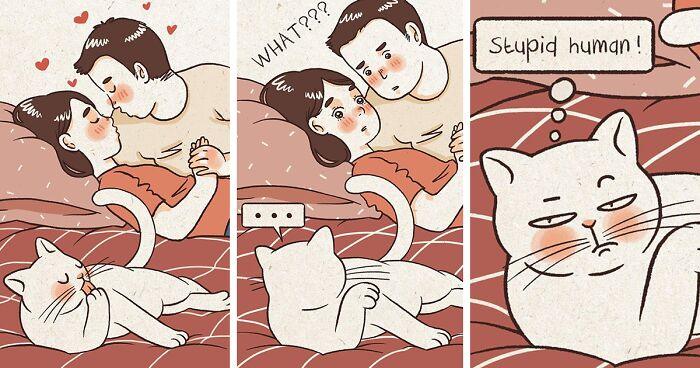 Artist Draws Sweet Comics About Being In A Relationship (66 New Pics)
