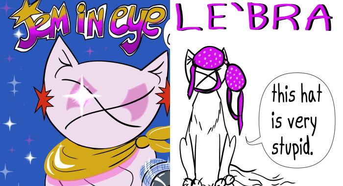My Cartoon Cat Shares A Frisky Take On The Zodiac