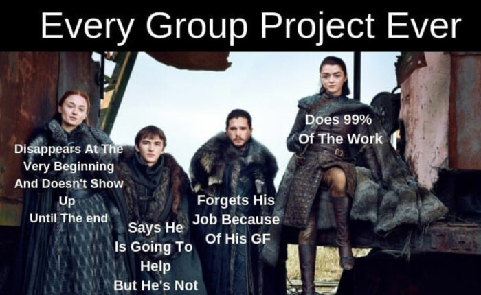 Hey Pandas, Post Your Favorite Group Project Meme (Closed)