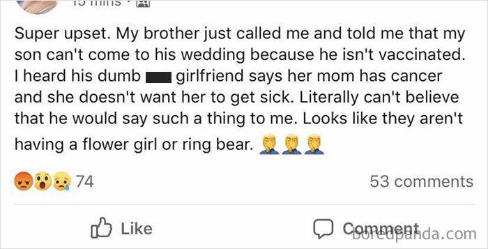 """No """"Bear"""" Gig For Karen's Son"""