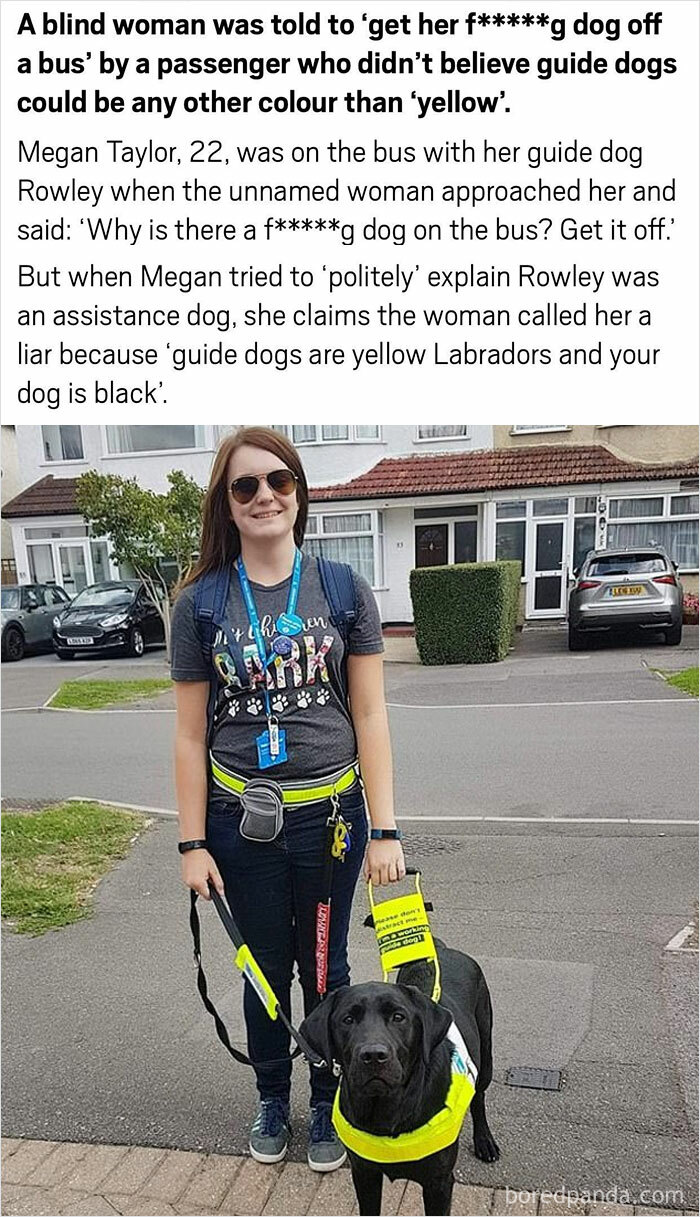 This Karen Is Being Racist Against A Dog