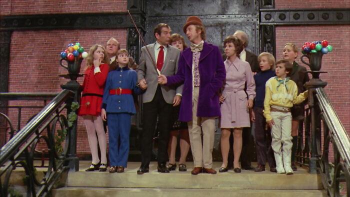 Teoría de Willy Wonka (1971): ¡¡Nueva y no oscura!!