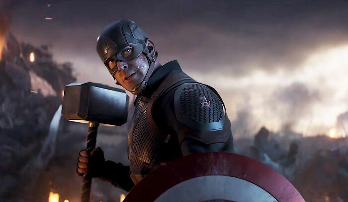 Marvel [Spoilers] La razón por la que el Capitán...