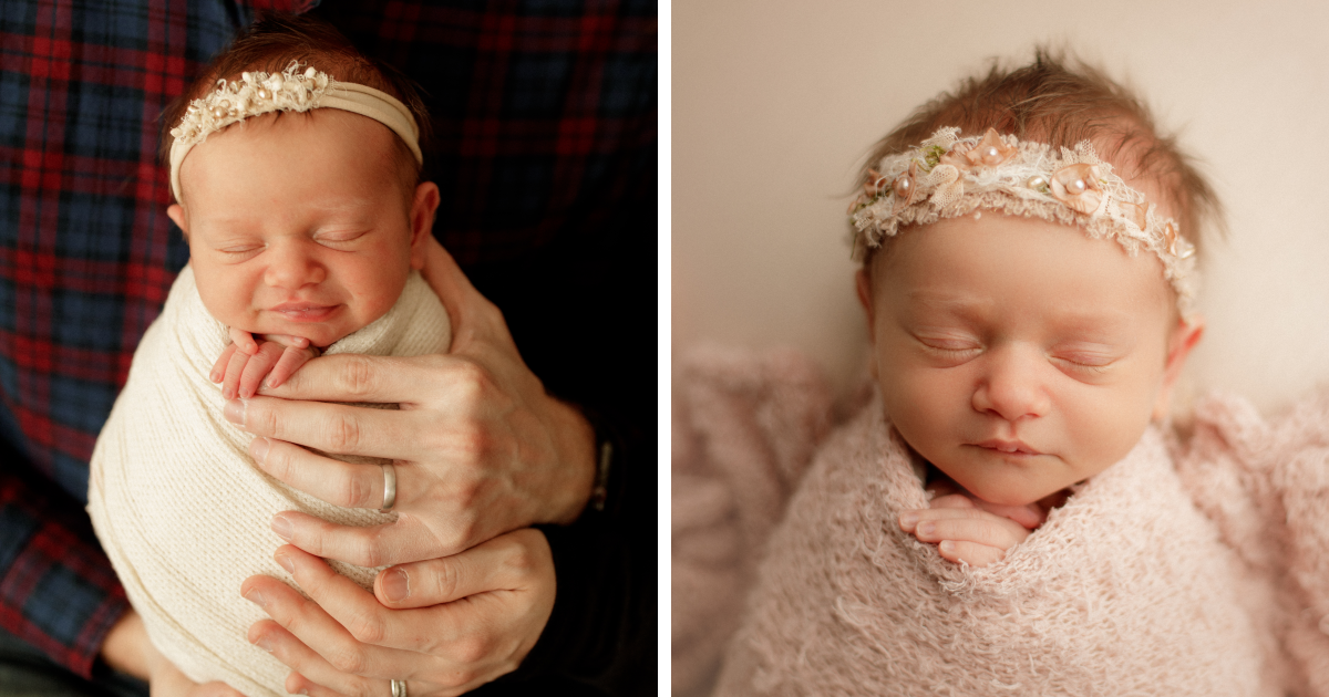 I Photographed A Newborn Baby Girl