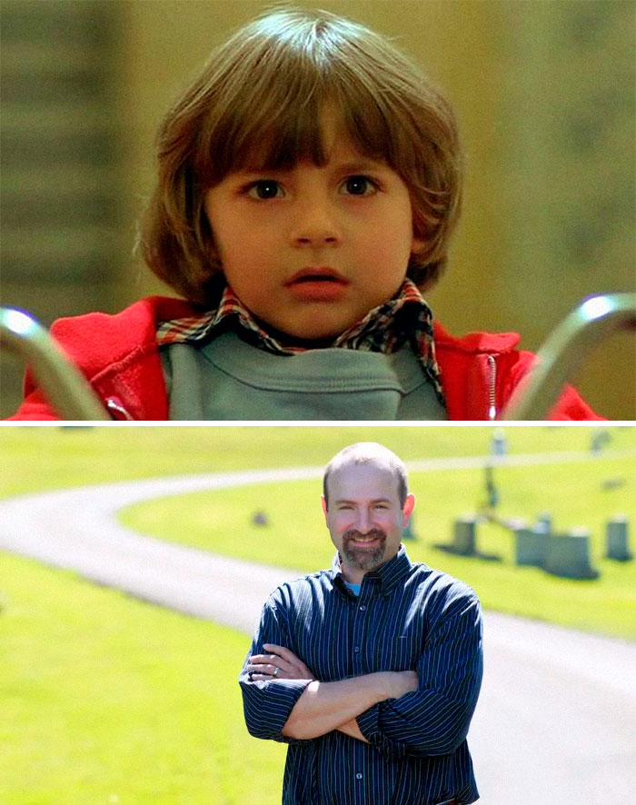 Danny Lloyd, Who Played Danny Torrance In The Shining, Is Now A Biology Professor At Elizabethtown Community And Technical College In Elizabethtown, Kentucky