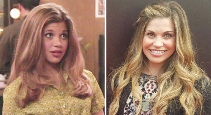 """Danielle Fishel Who Played Topanga In """"Boy Meets World"""" Is Now A Journalist"""