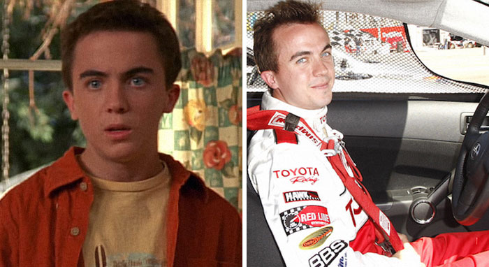 """Frankie Muniz Of """"Malcolm In The Middle"""" Has Become A Legitimate Professional Racer, Even Earning An Award For Sportsmanship From His Peers. Muniz Also Manages An Olive Oil Shop In Arizona"""