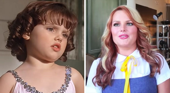 Brittany Ashton Holmes Enjoyed A Successful But Short-Lived Career As An Actress. She Is Perhaps Best Known For Her Portrayal Of The Cheeky Darla In The 1994 Film Version Of The Little Rascals. She Now Works As A Barista And Seems To Enjoy Her Current Pace Of Life.