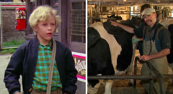 Peter Ostrum, Who Played Charlie In Willy Wonka & The Chocolate Factory, Is Now A Dairy Veterinarian