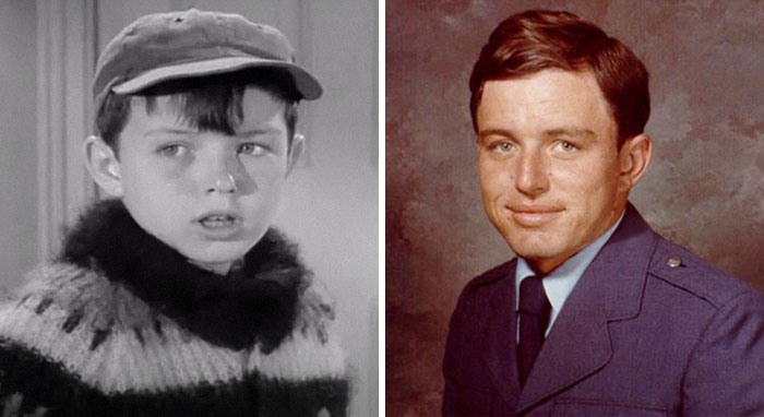 Jerry Mathers, Who Played Beaver Cleaver On Leave It To Beaver, Became A Sergeant In The Air Force Reserve