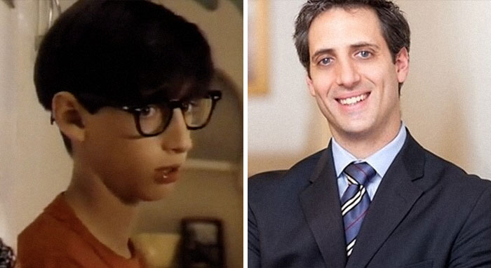 Josh Saviano Who Played Paul From The Wonder Years Now Works As A Lawyer In His Native New York