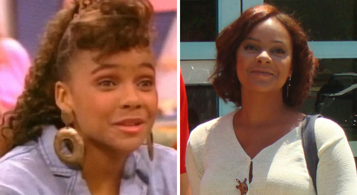 """Lark Voorhies Who Played Lisa Turtle In """"Saved By The Bell"""" Is Now A Writer"""