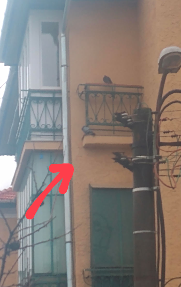 This No Use Balcony Expansion
