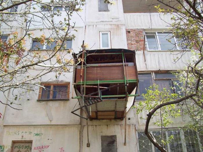DIY Balcony