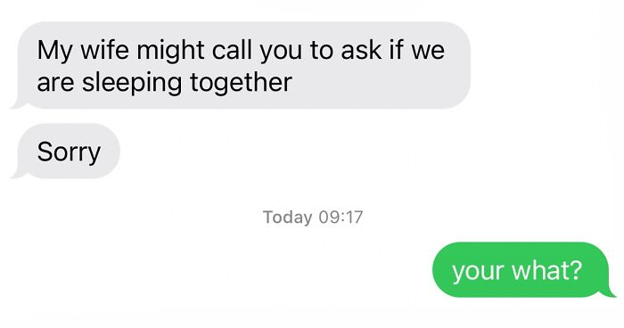 35 People Who Got Messages They Were Totally Not Ready To Receive