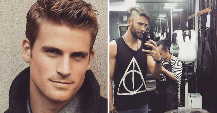 Got My Haircut In China: Pic 1 Is What I Asked For, Pic 2 Is What I Got