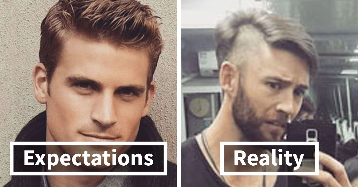 This Online Community Collects Pics Of The Funniest Haircuts It Can Find, And They're Priceless (New Pics)