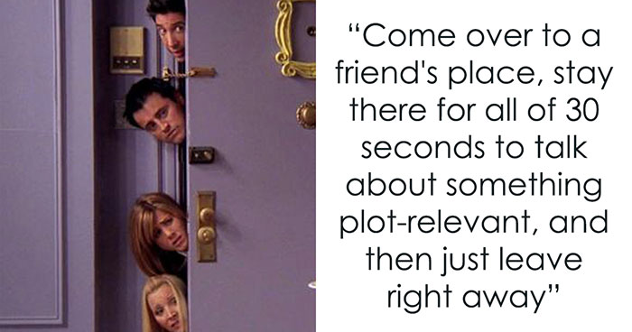 People In This Online Group Pointed Out 35 Things Shown In Movies That Are Weird In Real Life