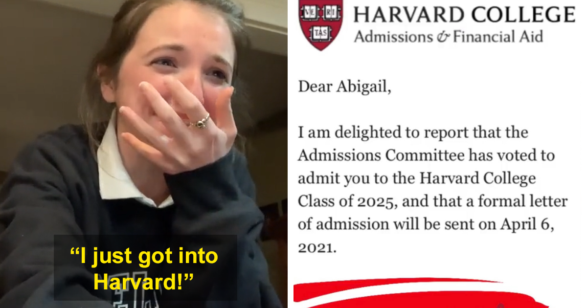 Girl's Harvard University Admissions Essay On The Reality Of Losing A Parent Is Going Viral - bored panda