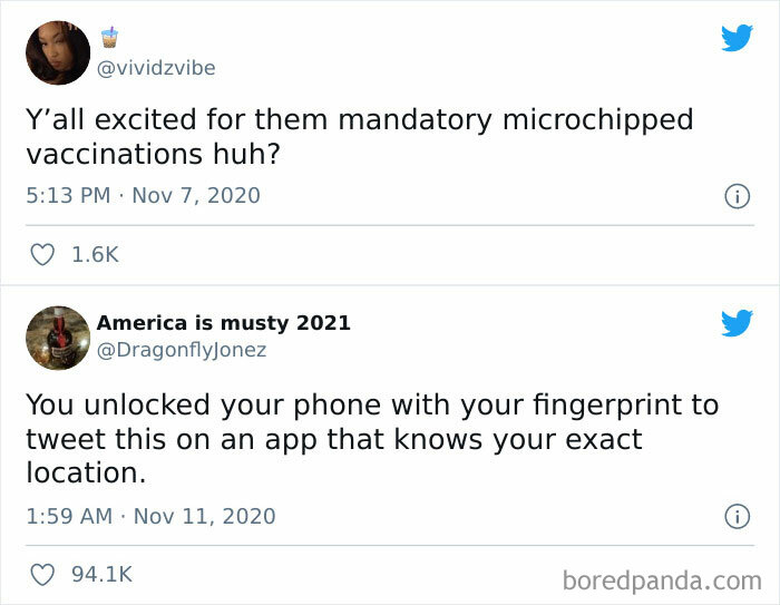 Honestly, You're Not Important Enough To Be Microchipped