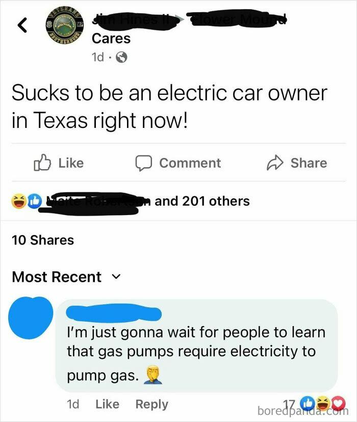 Gas Pump (Doesn't) Go Brrrrr