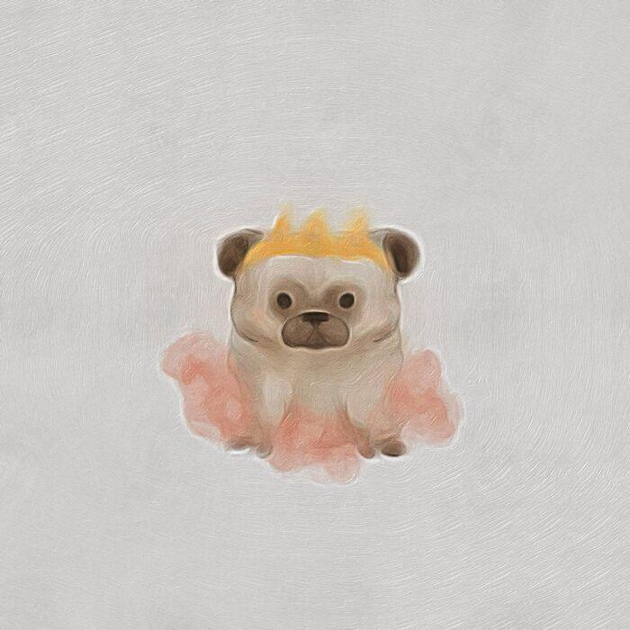 Princess Glynda The Good Pug
