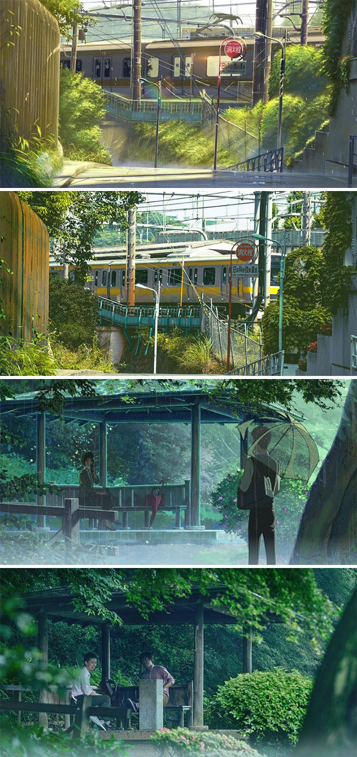Anime vs. Reality
