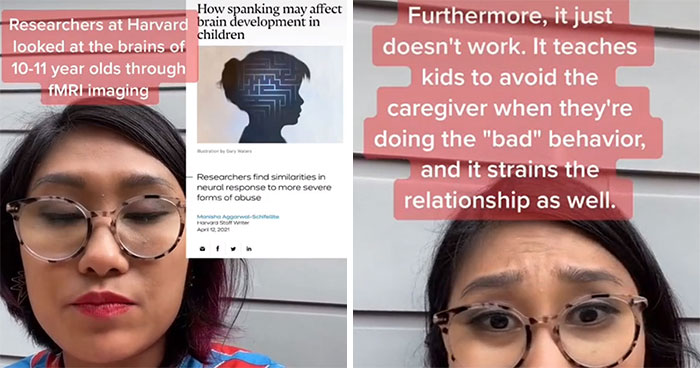 Spanking Your Kids Can Affect Their Brain Development And This Psychologist Explains It On TikTok