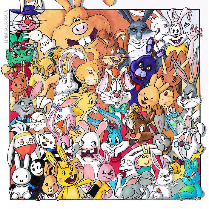 Equipo Conejo