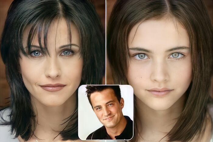 Monica y Chandler (Friends)