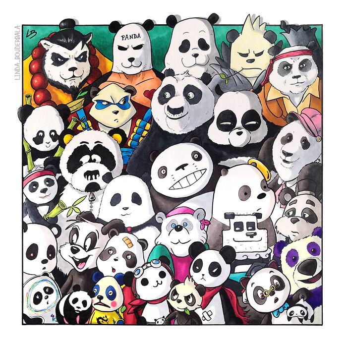 Equipo Panda