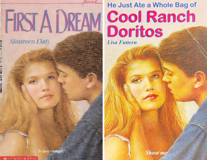 People Are Cracking Up At These 50 Photoshopped Old Book Covers By Paperback Paradise