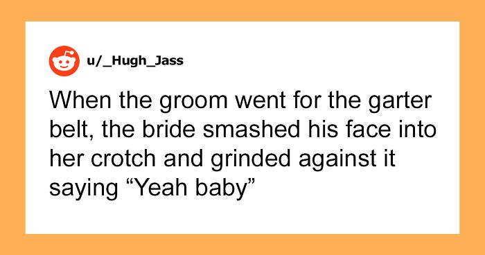 People Are Sharing The Worst Things They've Ever Seen Happen At A Wedding (39 Stories)