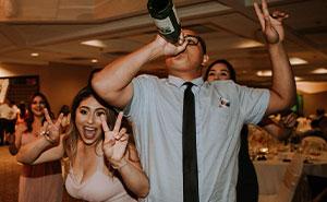 25 Personas revelan lo peor que han visto en una boda