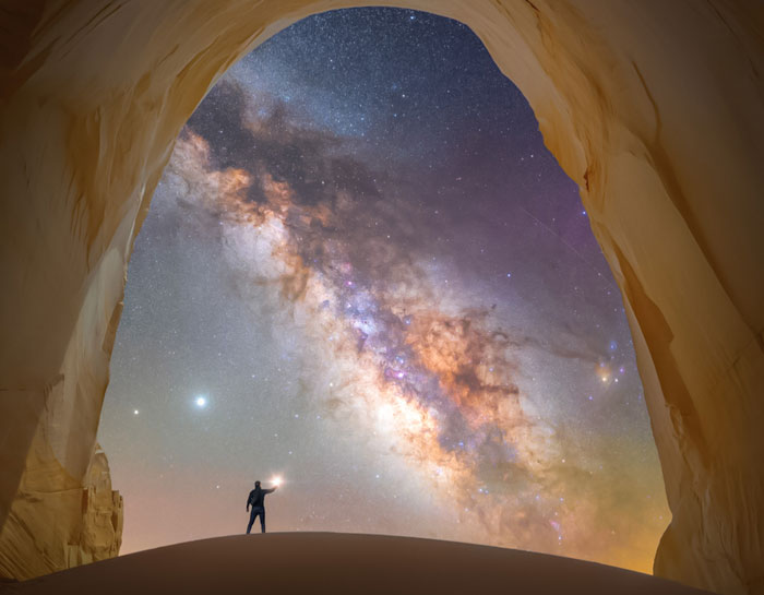 Here Are 25 Amazing Winners Of The 2021 Milky Way Photographer Of The Year Awards