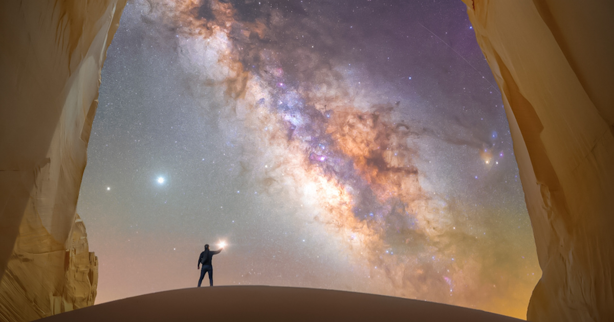 25 Winners Of The Milky Way Photographer Of The Year Awards Have Been Announced