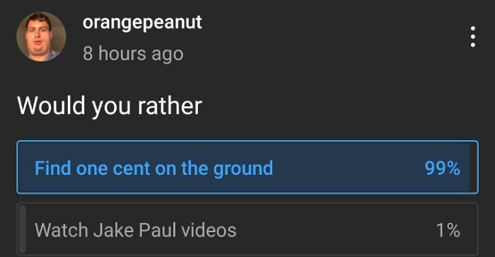 One Cent > Jake Paul