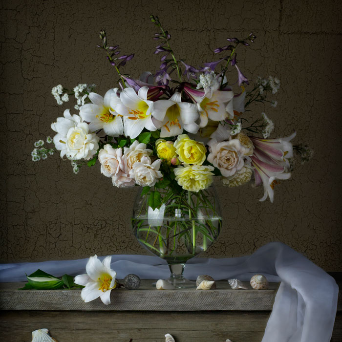 I Show The Fleeting Nature Of Life With My 17 Still Life Photographs