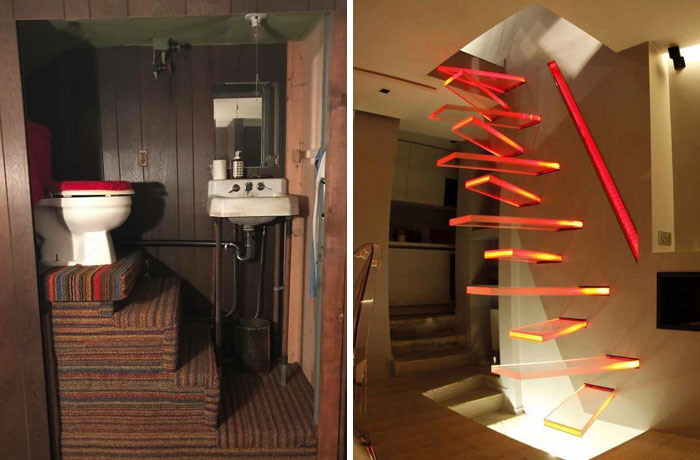 "The ""Cursed Architecture"" Twitter Feed Showcases The Best Of The Worst (40 Pics)"