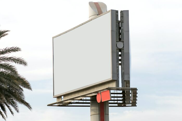 Billboards Are Banned In Alaska, Maine, Vermont, And Hawaii