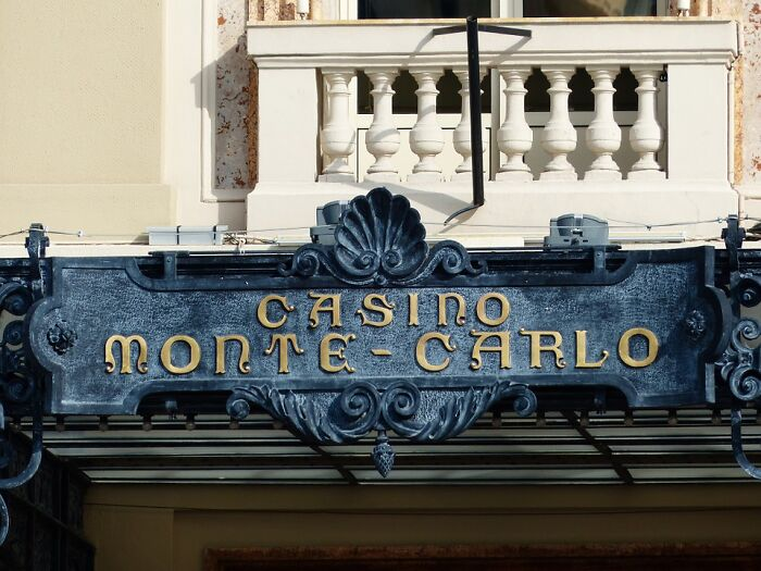 The Citizens Of Monaco Are Prohibited From Playing In The Monte Carlo Casino