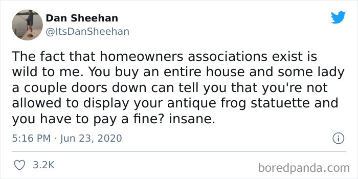 Hoas Violate Your Property Rights