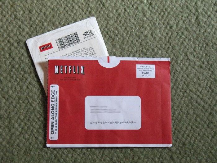 Netflix's DVD Service