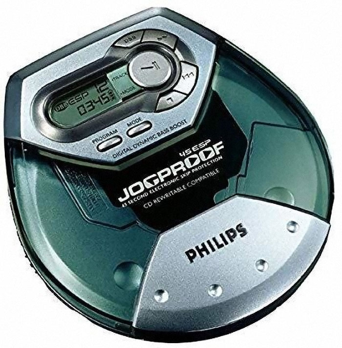 CD Players With 45-Second Skip Protection