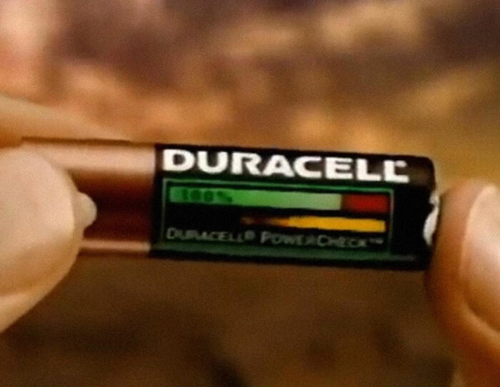 Batteries That Let You Check How Much Energy Was Left