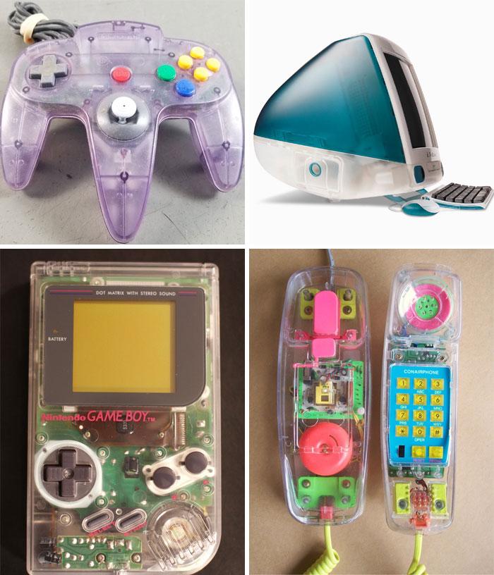 See-Through Electronics