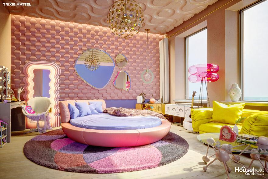 Trixie Mattel's Bedroom (Season 3 All-Stars Winner)