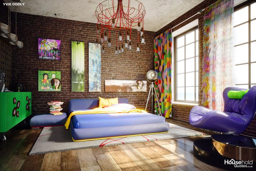 Yvie Oddly's Bedroom (Season 11 Winner)